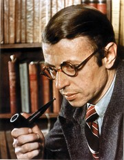 Photo of Jean-Paul Sartre
