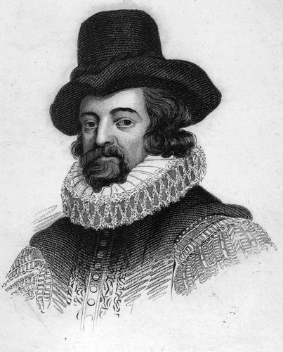 Photo of Sir Francis Bacon