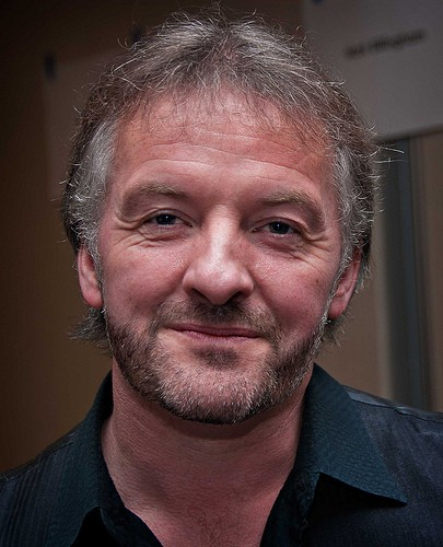 Photo of John Connolly