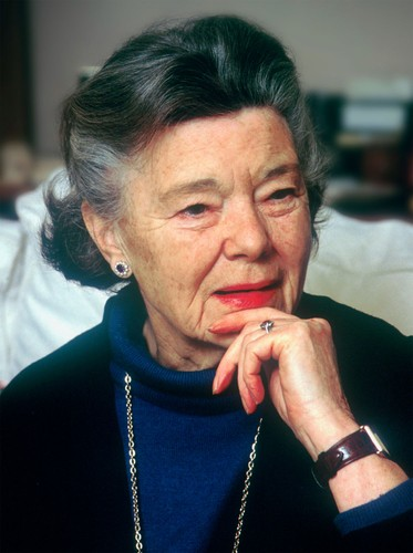 Photo of Rosamunde Pilcher