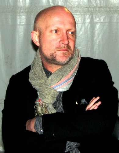 Photo of Lars Saabye Christensen