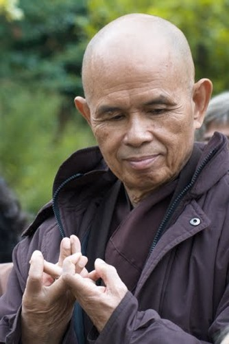 Photo of Thich Nhat Hanh