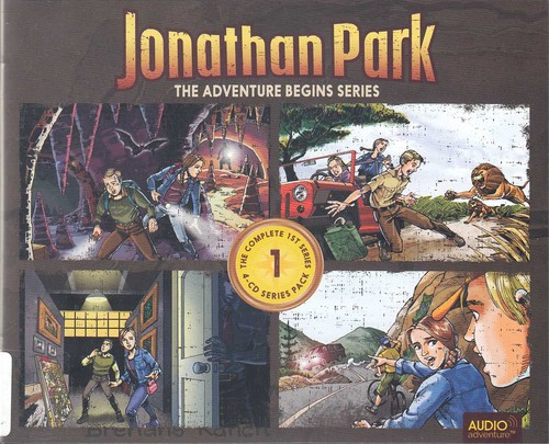 Jonathan Park : the adventure begins series (Jonathan Park Audio Adventures) (Sound recording) / produced by Wise King Media.