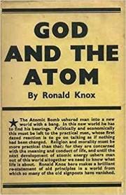 Essays satire ronald knox