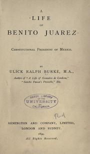 an introduction to the life of benito juarez Learn about benito juarez: his birthday, what he did before fame, his family life, fun trivia facts, popularity rankings, and more.