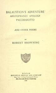 an overview of the writing by robert browning