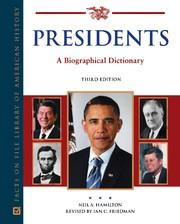 A biographical dictionary