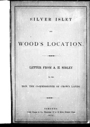 Silver Islet and Woods location