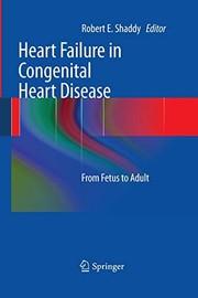 Heart Failure in Congenital Heart Disease :