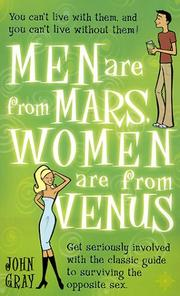 Men Are from Mars, Women Are from Venus PDF