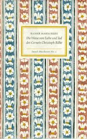 Insel Bücherei, Nr.1, Die Weise von Liebe und Tod des Cornets Christoph Rilke