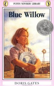 Cover of: Blue Willow by Doris Gates