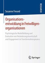 Organisationsentwicklung in Freiwilligenorganisationen