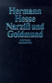 Narziss und Goldmund by Hermann Hesse