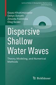 Dispersive Shallow Water Waves