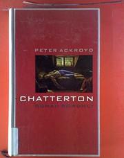 Chatterton. Roman