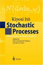 Stochastic Processes PDF