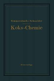Grundlagen der Koks-Chemie