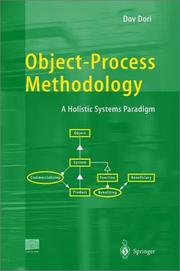 Object-process methodology PDF
