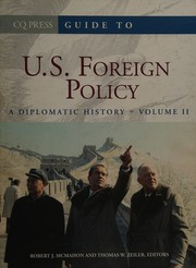 Guide to U.S. foreign policy