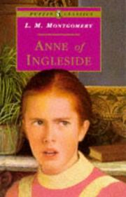 Cover of: Anne of Ingleside (Puffin Classics) by L. M. Montgomery