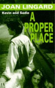 A Proper Place PDF