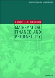 Mathematical finance and probability by P. Koch Medina