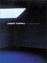 James Turrell by Turrell, James.