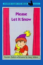 Please Let It Snow PDF