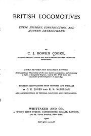 British Locomotives: Their History, Construction, and Modern Development