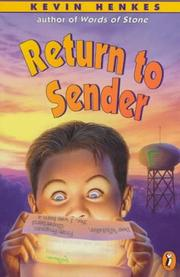 Return to sender PDF