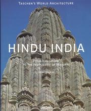 Hindu India by Henri Stierlin