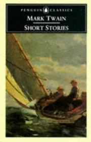 Cover of: Short Stories (Penguin Classics) by Mark Twain