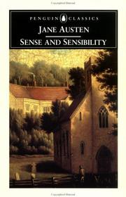 Cover of: Sense and Sensibility (Penguin Classics) by Jane Austen, Ros Ballaster