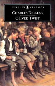 Cover of: Oliver Twist, or, The parish boy's progress by Charles Dickens