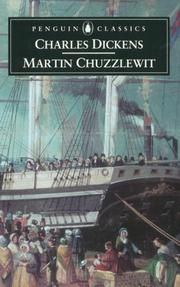 Cover of: The life and adventures of Martin Chuzzlewit by Joss Whedon