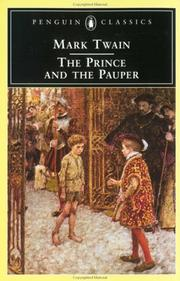 Prince and the pauper by Mark Twain