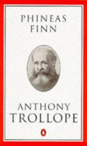 Phineas Finn by Anthony Trollope