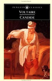 Candide by Emile Vuillermoz, Voltaire