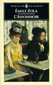 Assommoir by mile Zola