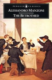 Cover of: The Betrothed by Alessandro Manzoni