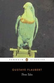 Cover of: Three Tales (Penguin Classics) by Gustave Flaubert, Geoffrey Wall