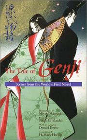 Cover of: The Tale of Genji by Murasaki Shikibu, Donald Keene