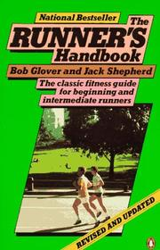 The runner's handbook by Bob Glover
