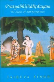 Pratyabhijnahrdayam