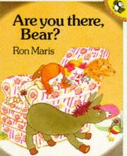 Are You There, Bear? PDF