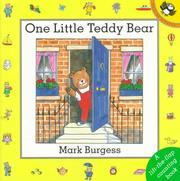 One Little Teddy Bear PDF