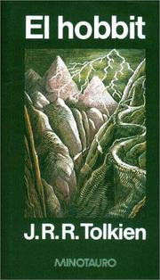 Cover of: El Hobbit/ the Hobbit by J. R. R. Tolkien