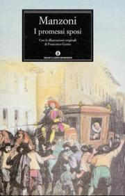 Cover of: I Promessi Sposi by Alessandro Manzoni