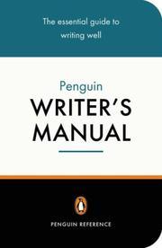 The Penguin Writer's Manual PDF